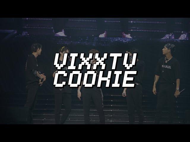 빅스(VIXX) VIXX TV cookie [PARALLEL 콘서트 모음 ZIP Part 1]