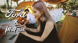 딸래미랑 와이프랑 첫 캠핑 💘  (FORD x MUFASA) / 포드 익스플로러 GO DO CAMP !!