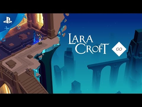 Lara Croft GO - PlayStation Experience 2016: Launch Trailer