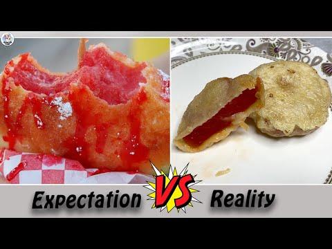 testing-out-viral-food-hacks-by-5-minute-crafts-|-trying-viral-fried-dessert-hacks-|-hunger-plans