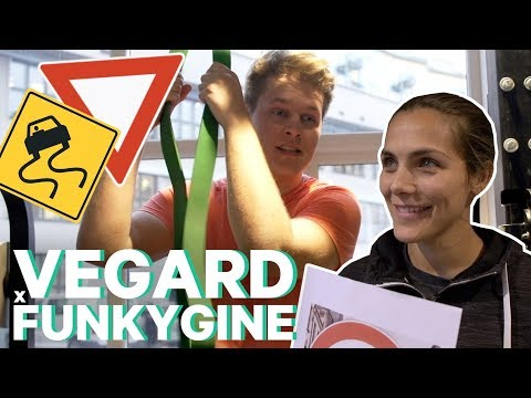 Vegard X Funkygine #39: Trening og teoriøving