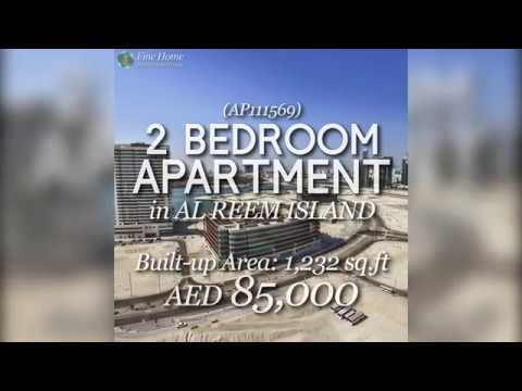 Wonderful Apartment In Al Reem, Abu Dhabi (AP111569)