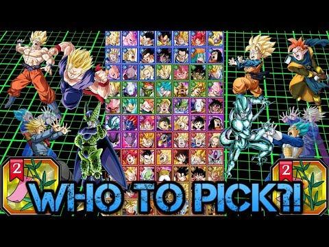 WHO SHOULD YOU SELECT? WISH STRIP 2 GUIDE! DBZ Dokkan Battle