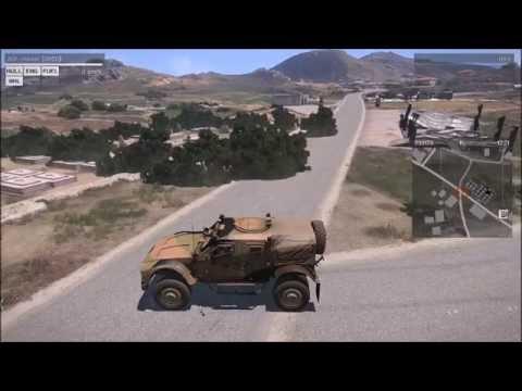 ArmA 3 - Testing the B61 Nuclear Bomb