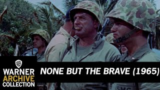 None but the brave (1965): http://bit.ly/nonebutblua crippled c-47 transport crash-lands on a remote pacific island. for marines aboard, world war ii bec...