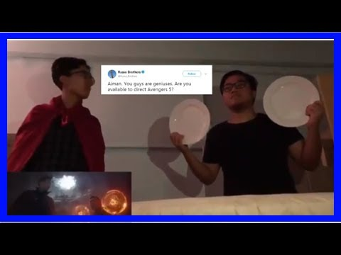 Breaking News | Malaysian marvels rake in 1.75mil views (and counting) with 'Avengers: Infinity W...