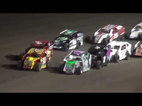 Lakeside Speedway 6 15 18 B&E Mods= Pure Sticks Mod Lites Mains