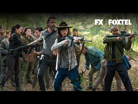 The Walking Dead Season 8 Exclusive Promo