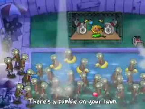 Plants Vs Zombies - Japanese Version