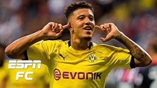Would Jadon Sancho start if he joins Liverpool from Borussia Dortmund? | Extra Time
