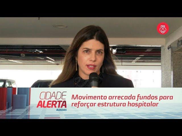 Movimento arrecada fundos para reforçar estrutura hospitalar do estado