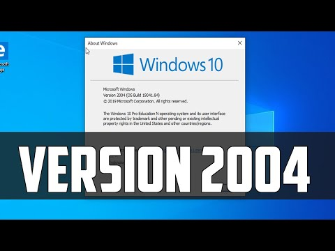 How To Download Windows 10 Version 2004 ISO Insider Preview