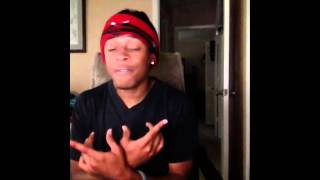Trey Songz- Smart Phones (Cover by Rahiem)