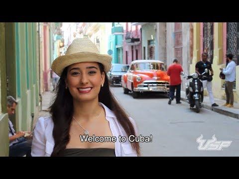 Spring Break: Cuba - News in 90 with Annette Gutierrez