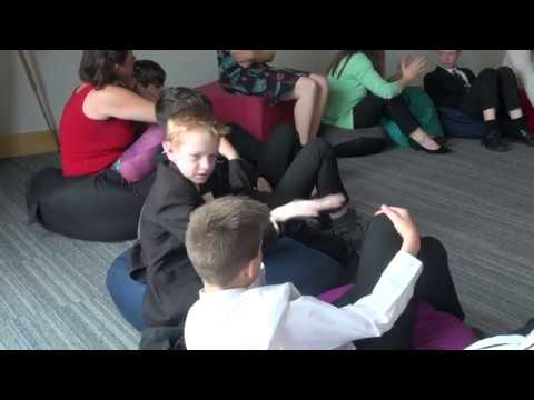 Creative Schools Partnership Programme  - Ashfield Boys' on YouTube