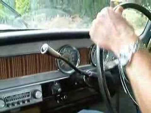 Morris Oxford With Column Gear Change Youtube