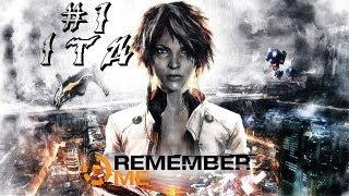 ★Remember Me-Gameplay ITA-Parte 1★
