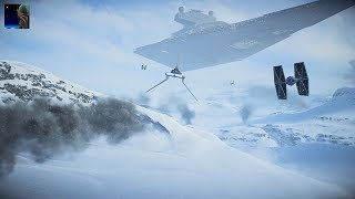 Star Wars Battlefront II - Galactic Assault Gameplay PS4 60fps (No Commentary)