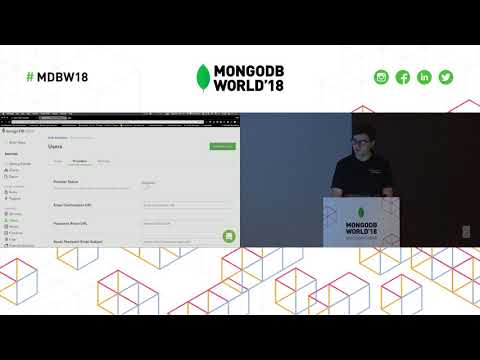 Ship It Faster with MongoDB Stitch