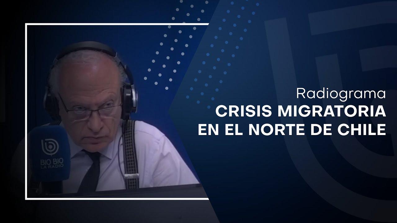 Download Crisis migratoria: anuncian reubicación de inmigrantes afectados en Tarapacá