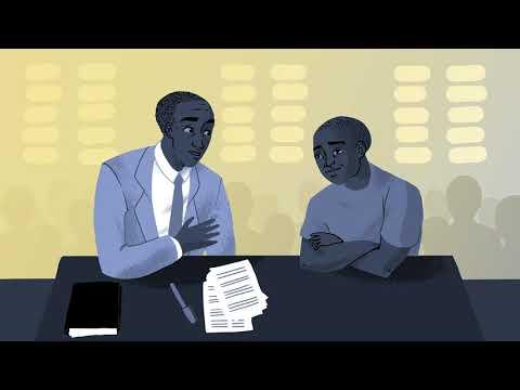 Legal aid as ministry   Haiti