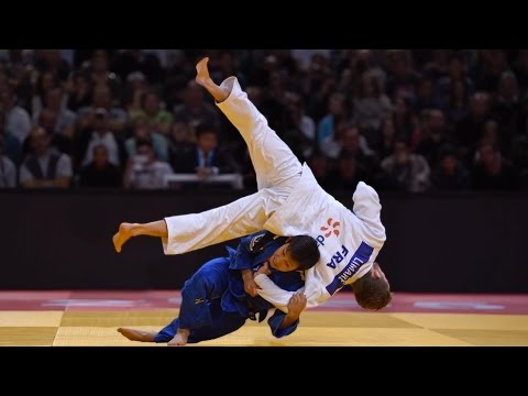 JUDO Highlights - PARIS GRAND SLAM 15