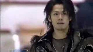 Unique and dazzling choreography that suits Daisuke's dynamic style...
