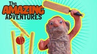 Kijk Amazing adventures - Iemand cricket? filmpje