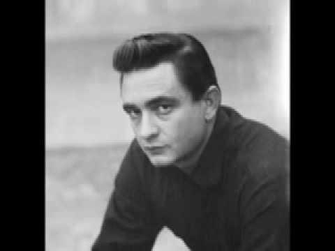 Johnny Cash- There You Go