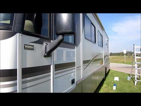 Wipe On Clear Coat Rv S Boats No Buffing Required Doovi