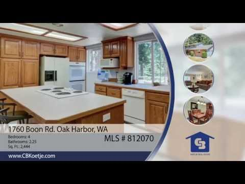 Featured Real Estate Whidbey Island: Aug 19, 2015