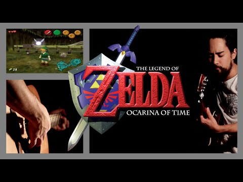 I covered the Ocarina of Time soundtrack in a variety of styles. This video took a lot of work, I really hope you like it!