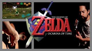 The Ocarina Of Time Medley - samuraiguitarist (The Legend Of Zelda Cover)