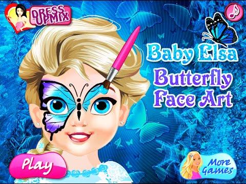 ... Butterfly F... Kids Games For Girls Disney Free Online