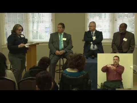 March 2018 CCDA Listening Forum - Coffee Chat with Legislators