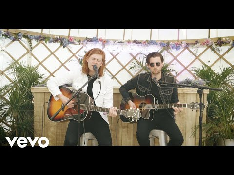 The Amazons - Black Magic (Absolute Radio Live At Isle Of Wight Festival)