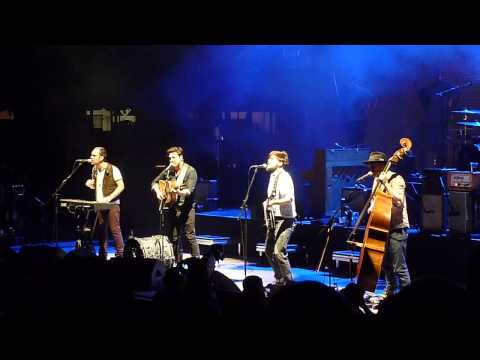 Mumford & Sons at Oak Mountain Amp