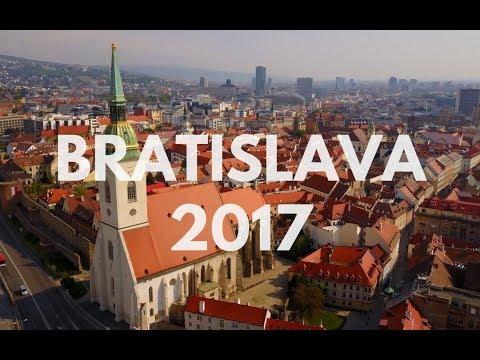 Bratislava & Vienna.