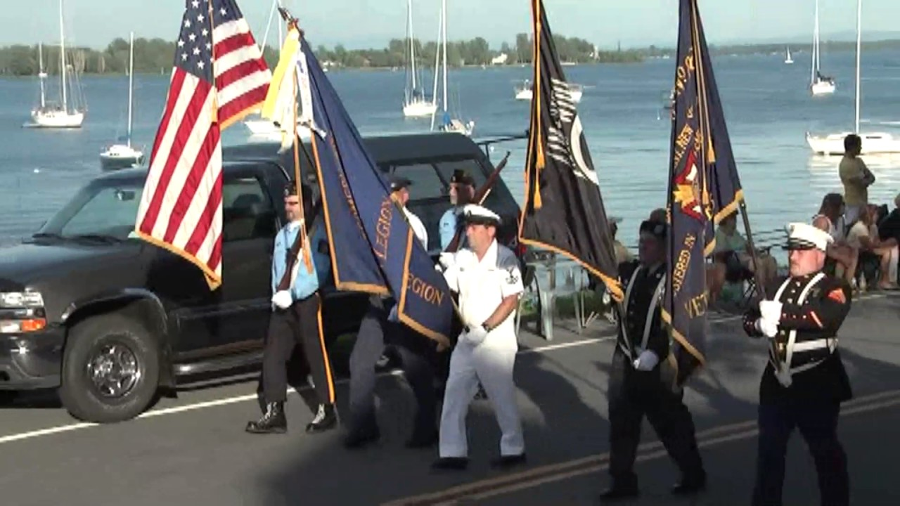 Rouses Point Parade  7-4-10
