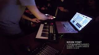 Kevin Yost  Live And Improvised  Athens ... @ www.OfficialVideos.Net