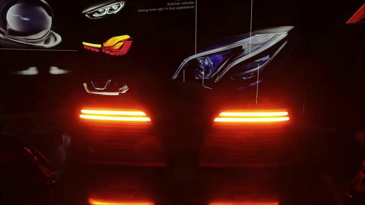 BMW E39 STOP // LET'S DESIGN THE BACKLIGHTS TOGETHER.