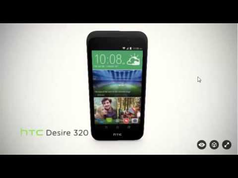 HTC Desire 320 Specifications & Features Smartphone