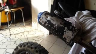 Entretien Dirt bike orion agb34/ moteur lifan 125cc