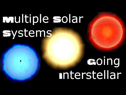 Multiple Solar Systems #2, Ion Power, Kerbal Space Program