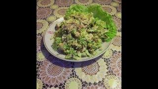 вкусный салат рецепт