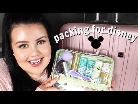 Pack With Me For DISNEYWORLD! | Birthday Trip  °o°