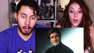 KHABI KUSHI KHABIE GHAM   Amitabh Bachchan   SRK   Hrithik Roshan   Trailer Reaction w/ Hope!