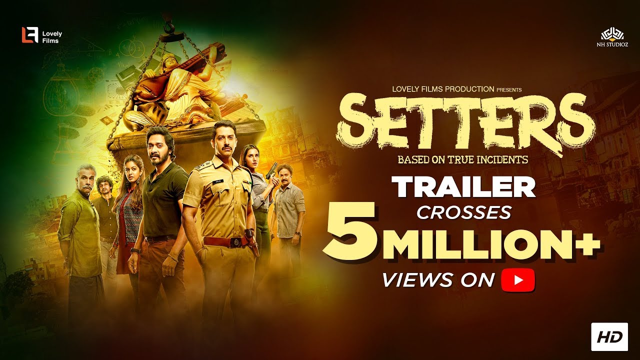 5c5eeb922 'Setters' trailer: The Aftab Shivdasani and Shreyas Talpade starrer  promises an edge of the seat crime thriller | Hindi Movie News - Times of  India
