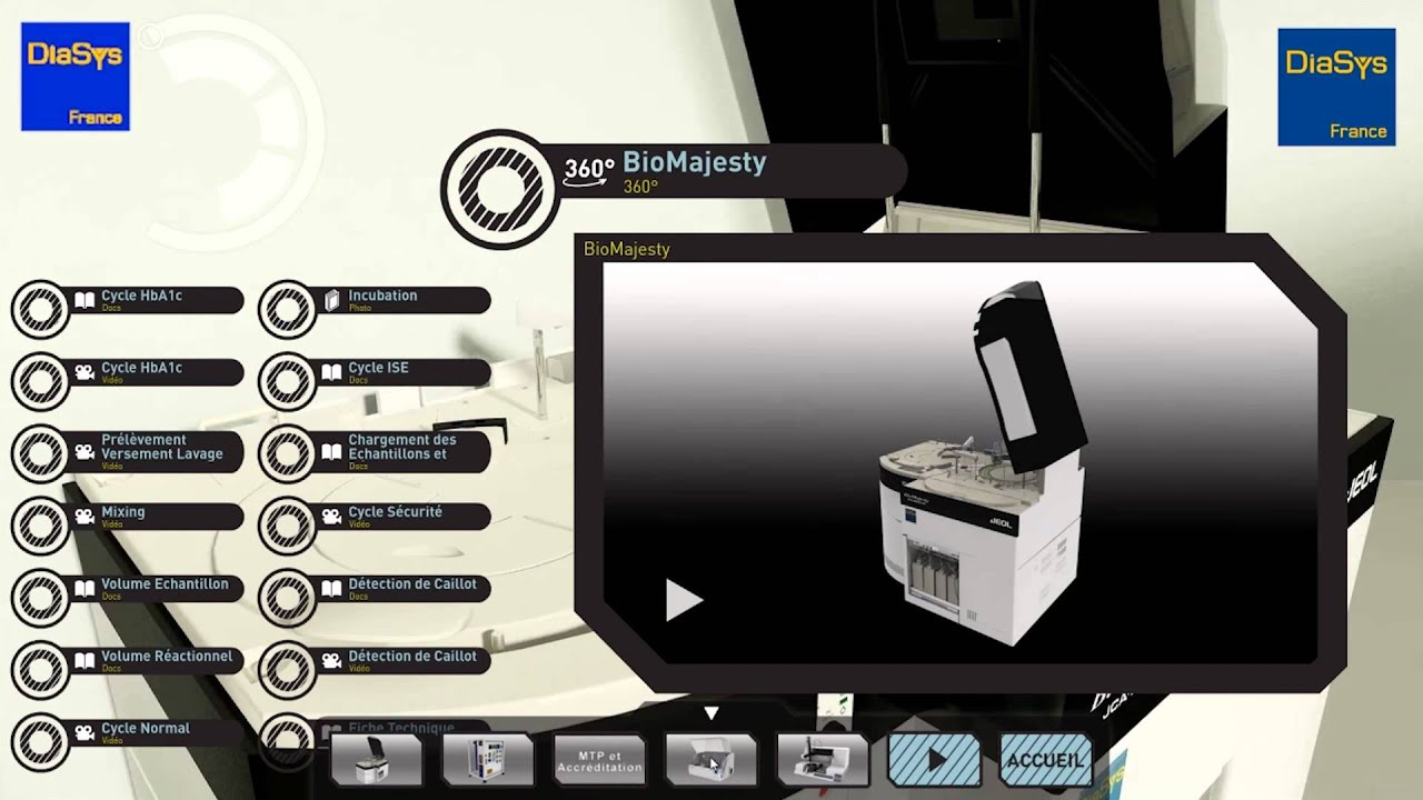 Film application 3D