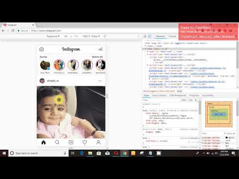 Post to instagram from your computer   How to Upload Photos to Instagram from Computer Your Videos on VIRAL CHOP VIDEOS